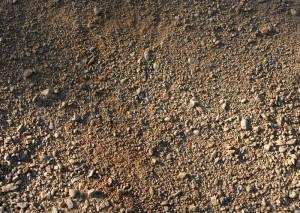 levering af sand og grus